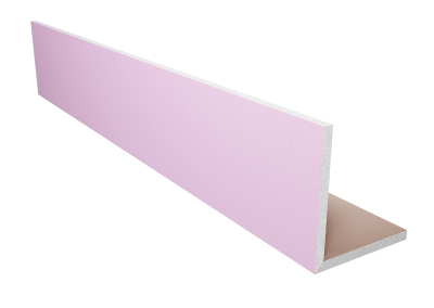 Kształtka z płyty ognioochronnej (GKF)